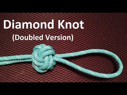 chinese knotting cord tutorial