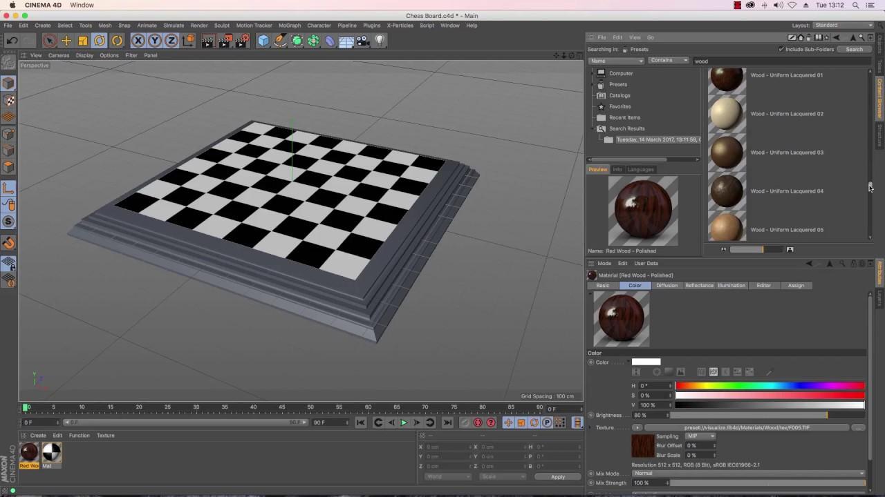 cinema 4d cloth tutorial