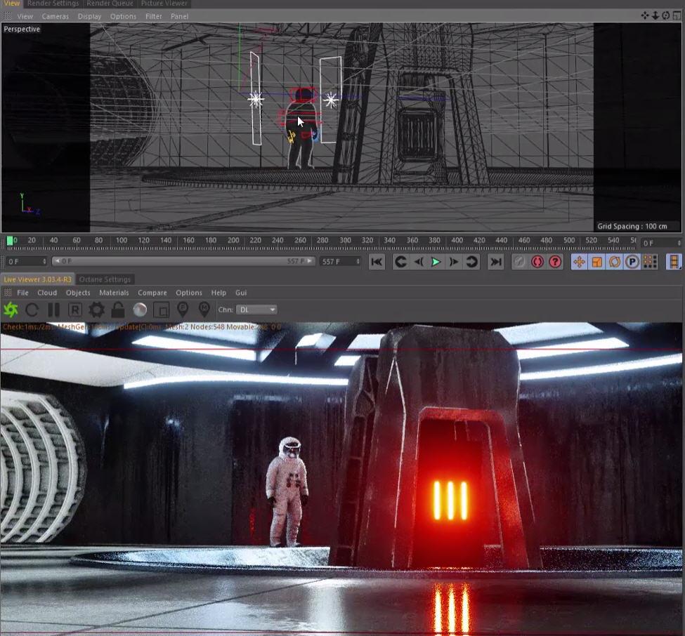 cinema 4d render tutorial