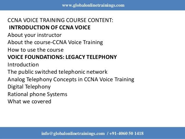 cisco voice portal tutorial