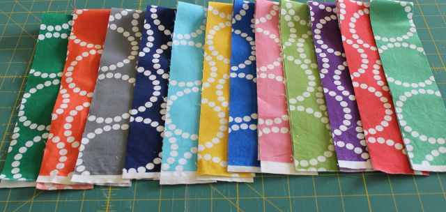 continuous quilt binding tutorial