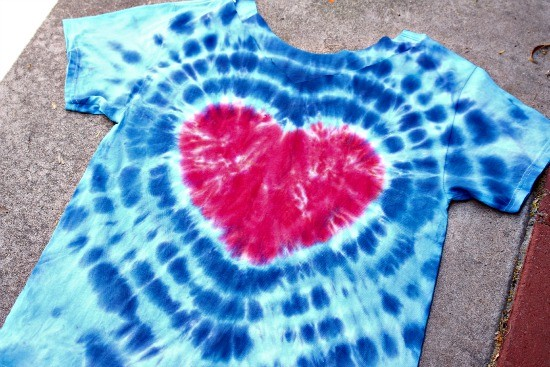 cool tie dye patterns tutorial