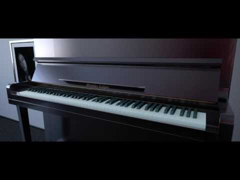 corpse bride piano tutorial easy