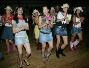 country girl line dance tutorial