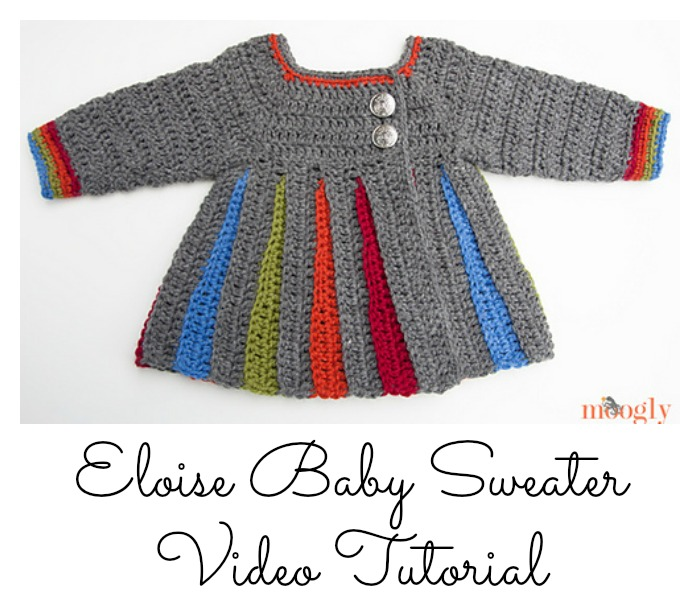 crochet baby clothes tutorial