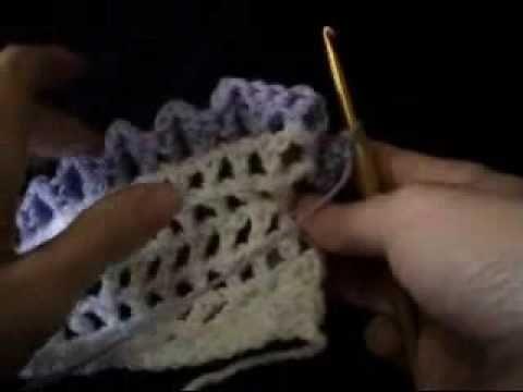 crochet coat hanger tutorial