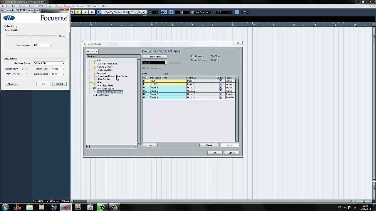 cubase 7 tutorial pdf