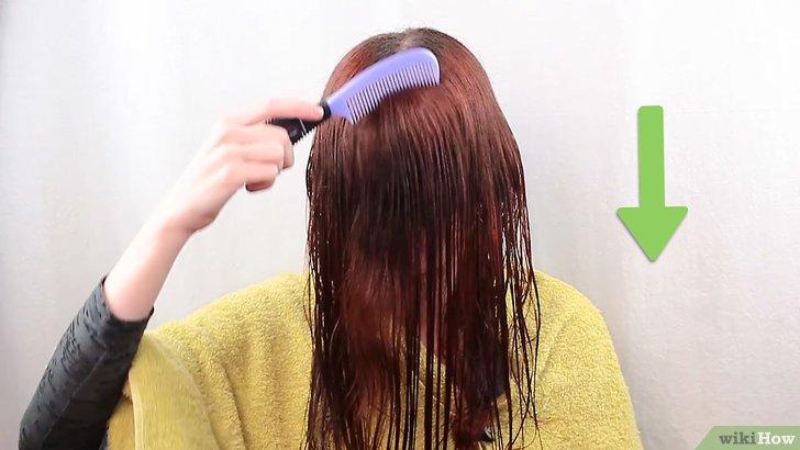 cut your own hair tutorial