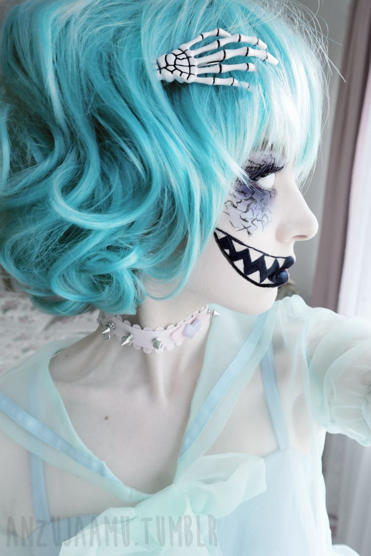 cute doll makeup tutorial halloween