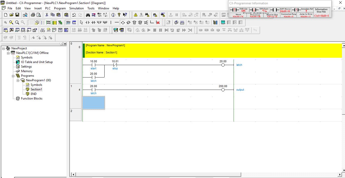cx programmer tutorial pdf
