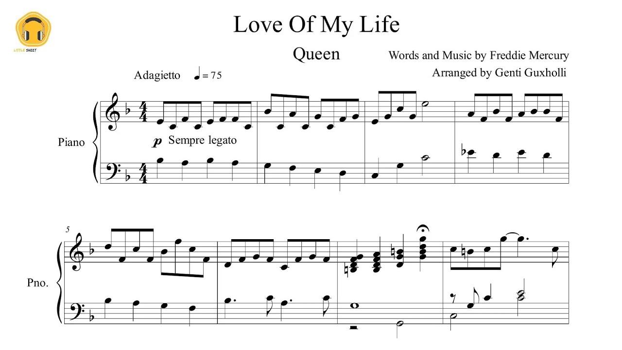 my love piano tutorial