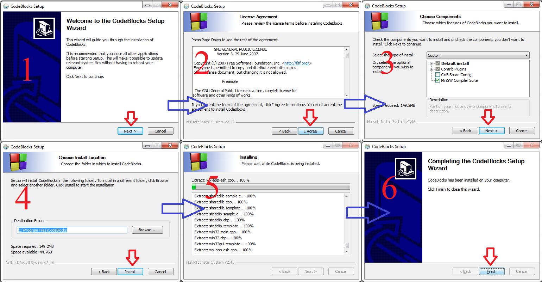 opengl code blocks tutorial