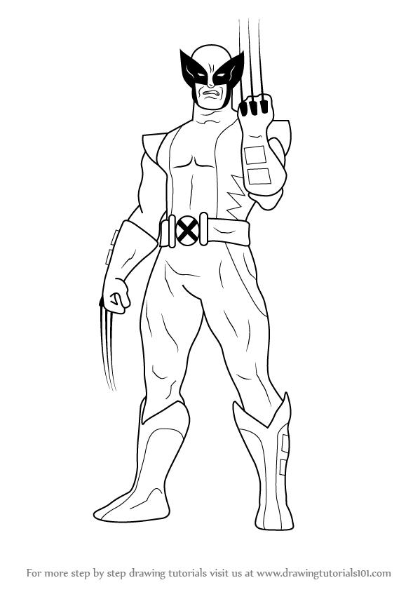 anime body sketch tutorial