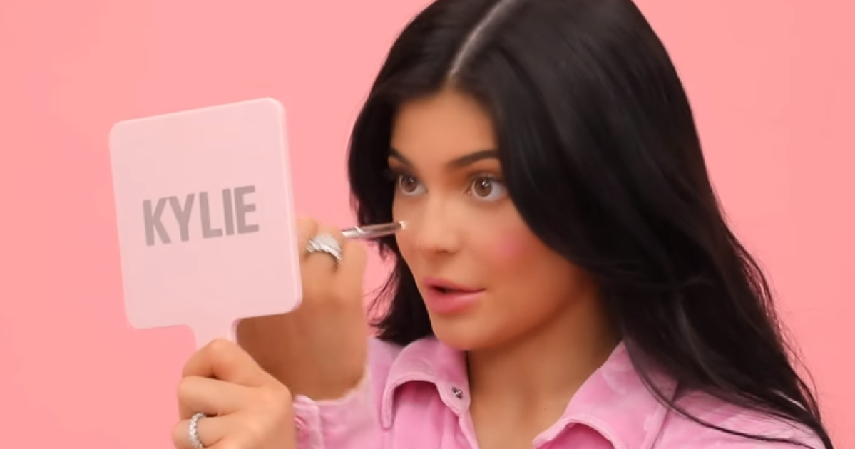 kylie jenner makeup tutorial 2017