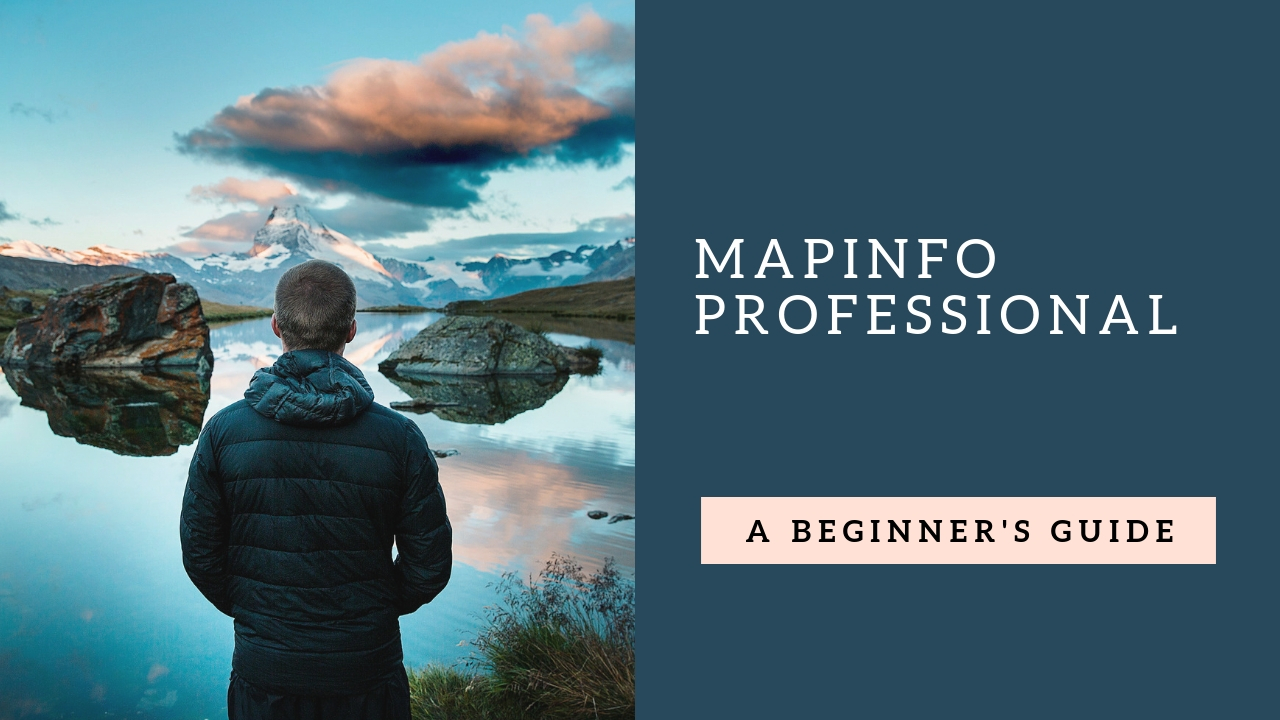 mapinfo professional tutorial pdf