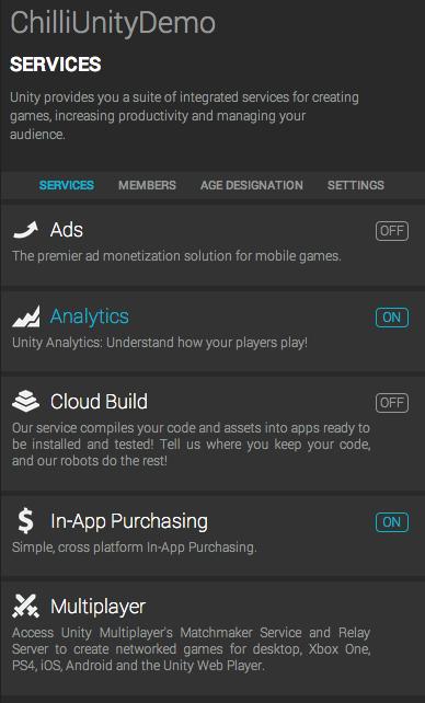 unity app development tutorial
