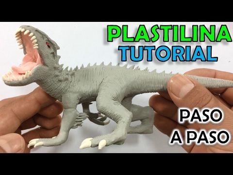fondant t rex tutorial