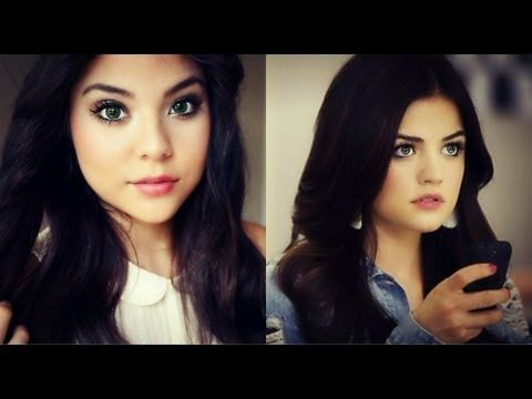 aria montgomery hair tutorial