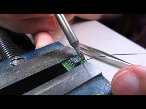 surface mount soldering tutorial