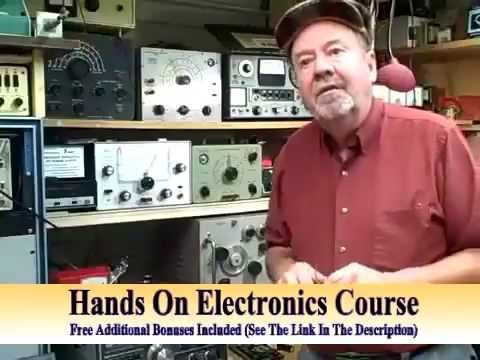 basic electronics tutorial for beginners