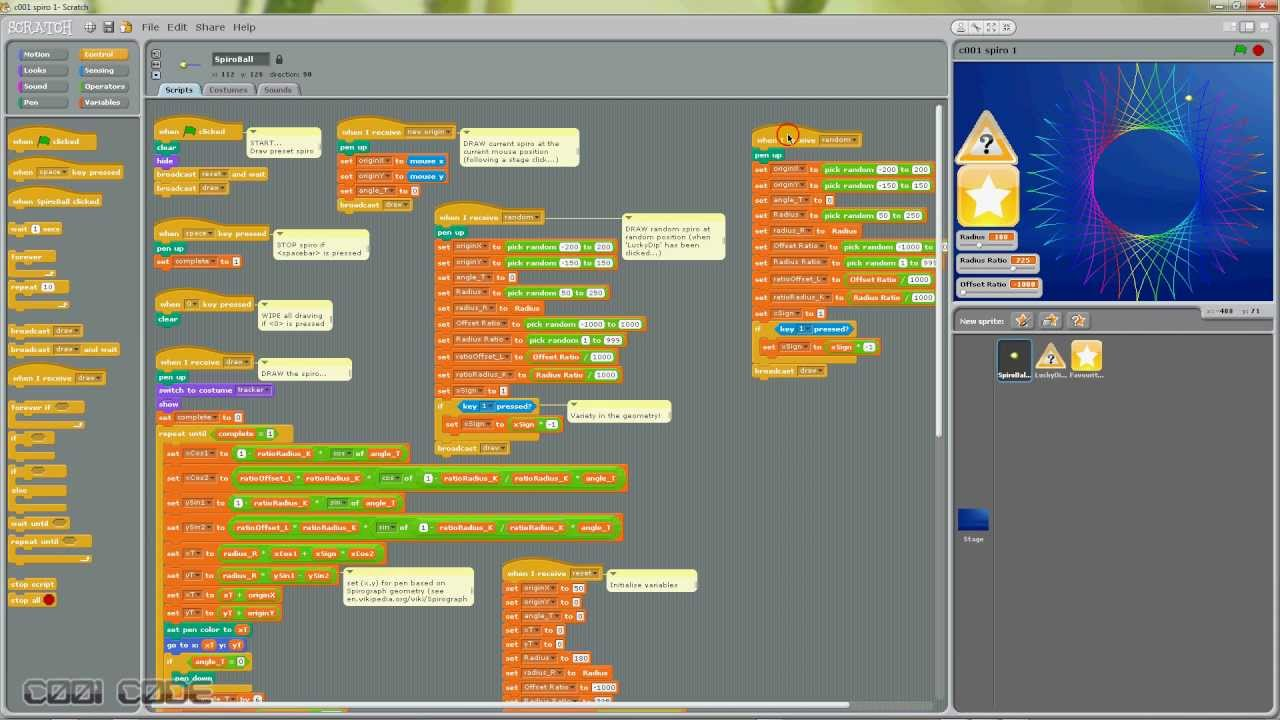 scratch 1.4 tutorial