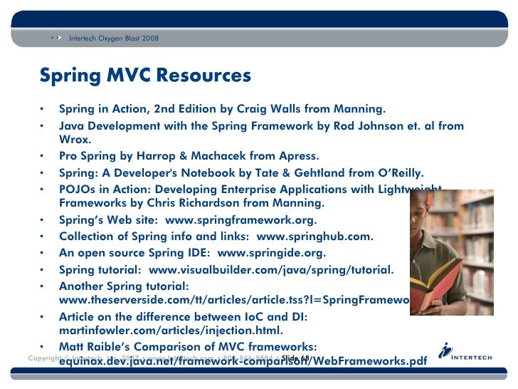 spring mvc video tutorial