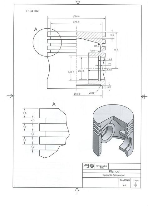 technical drawing tutorial pdf