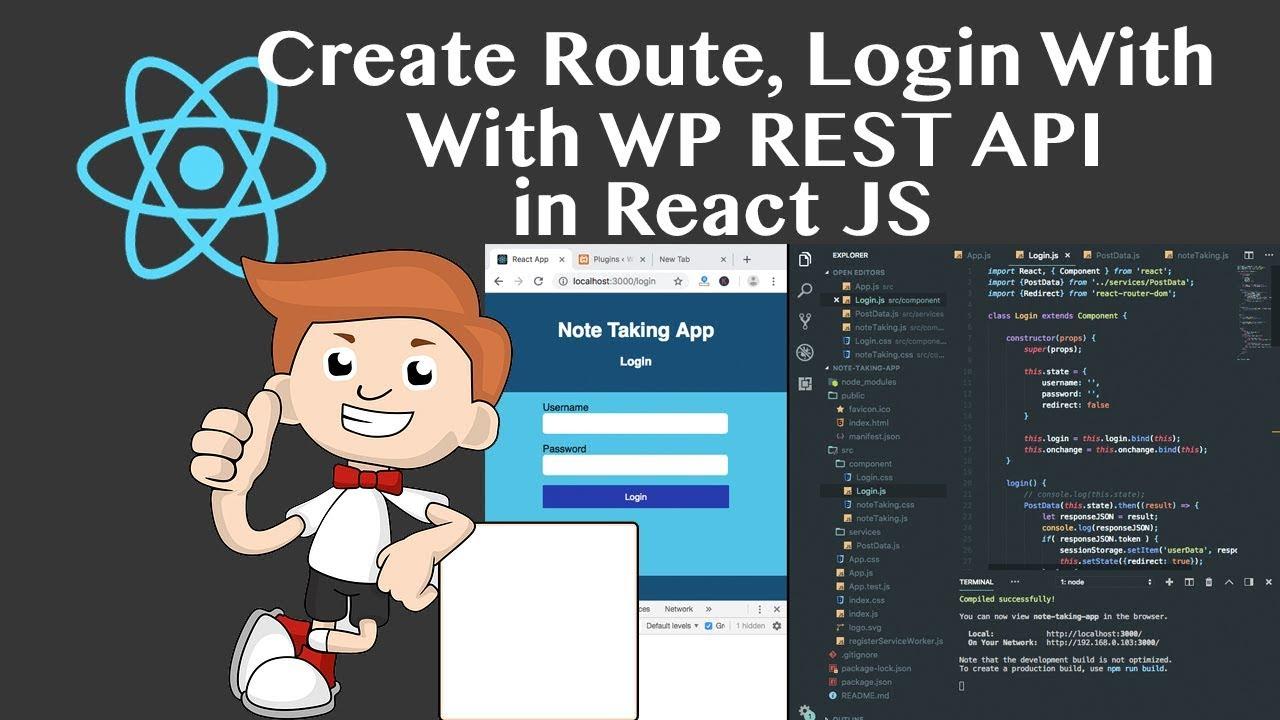 react js tutorial youtube