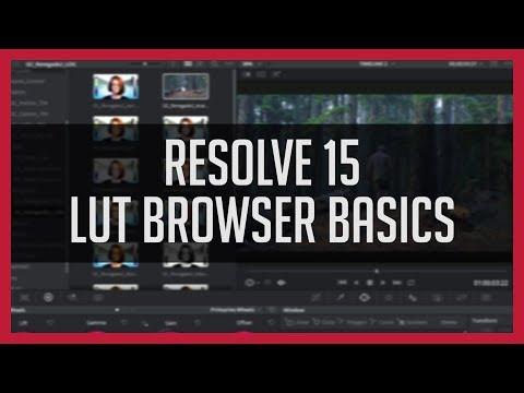davinci resolve tutorial download