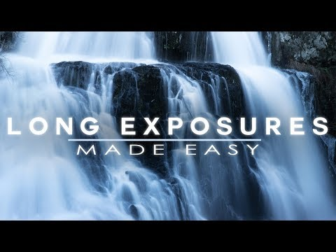 daytime long exposure photography tutorial