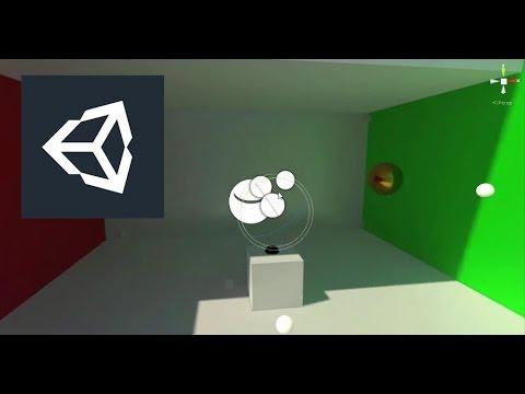unity 5 lighting tutorial