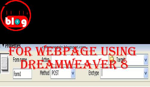 dreamweaver html email tutorial