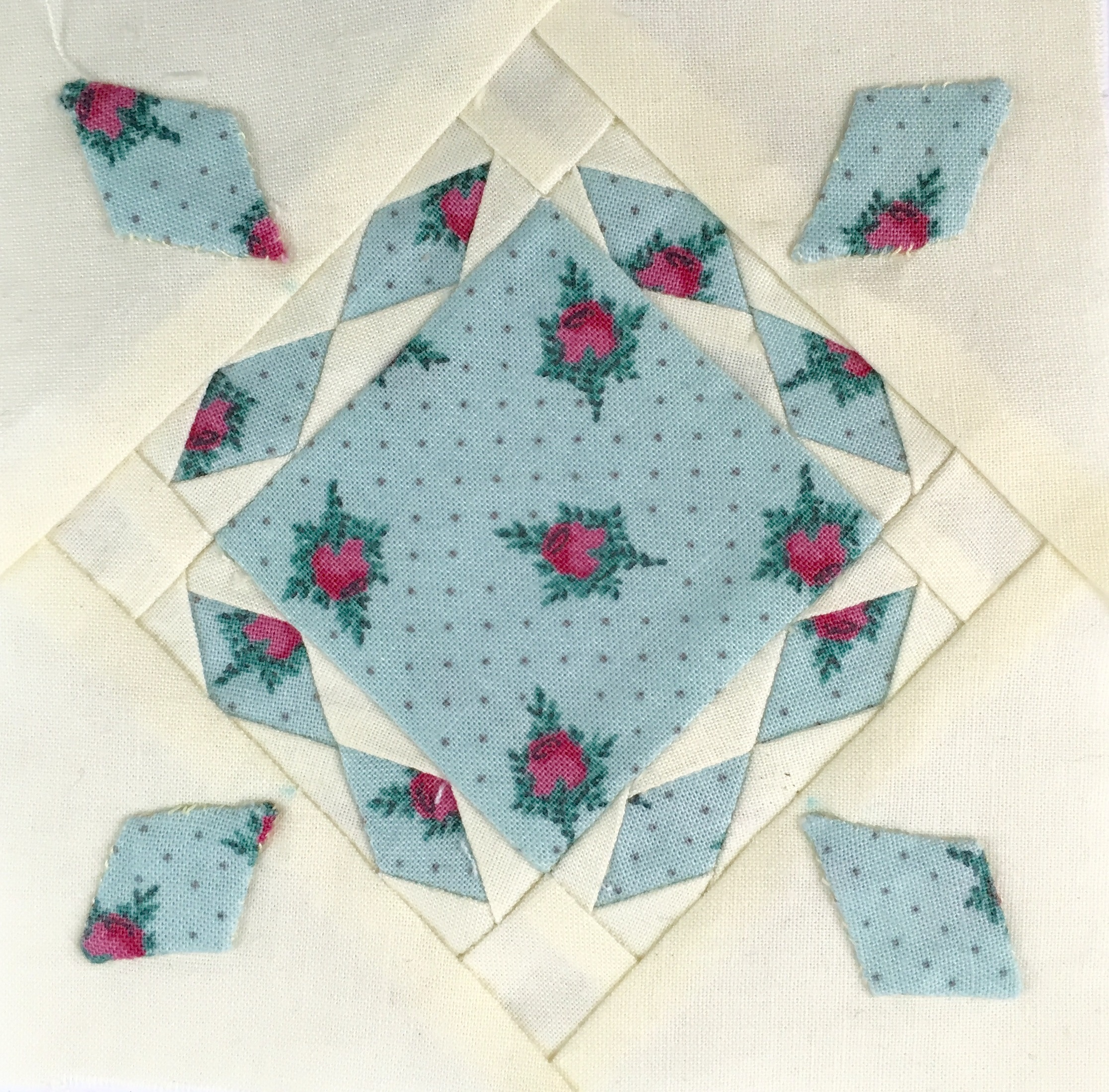 dear jane quilt tutorial