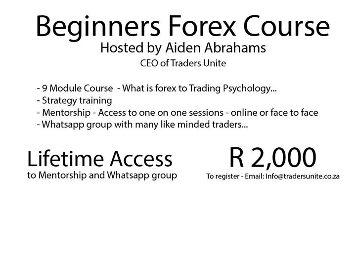 forex tutorial for beginners