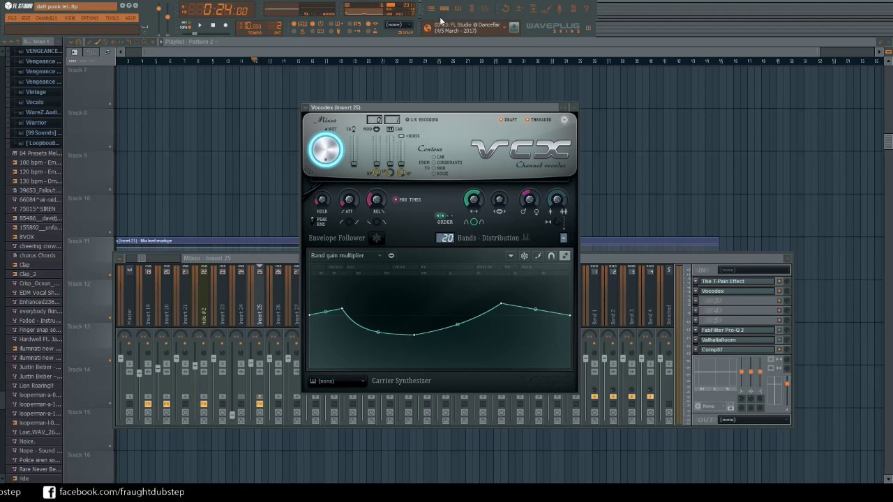 fl studio vocodex tutorial