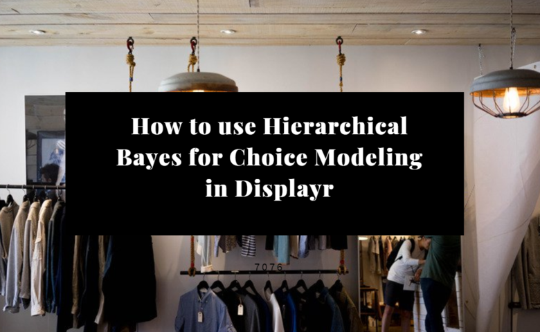 discrete choice modeling tutorial