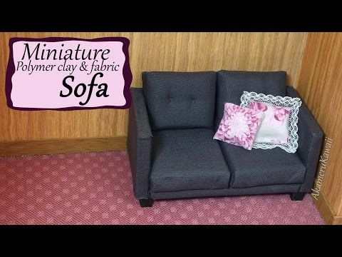 diy barbie furniture tutorial