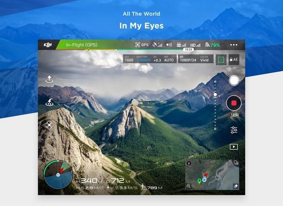 dji go 4 app tutorial