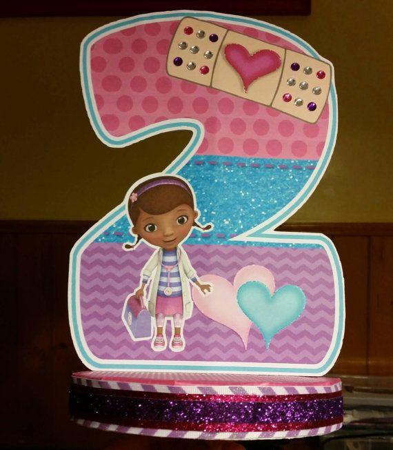 doc mcstuffins cake topper tutorial