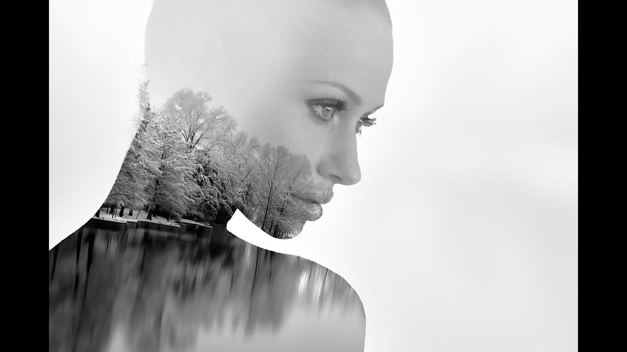 double exposure tutorial photoshop cc