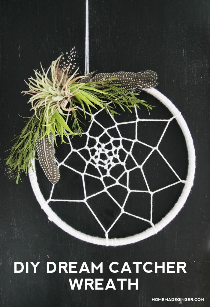dream catcher webbing tutorial