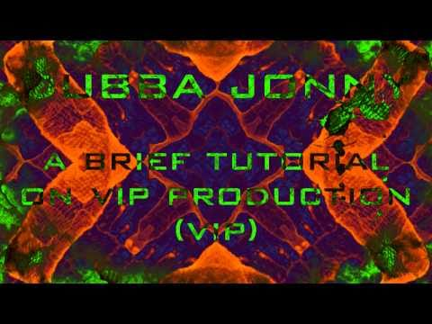 dubba jonny vip dubstep tutorial