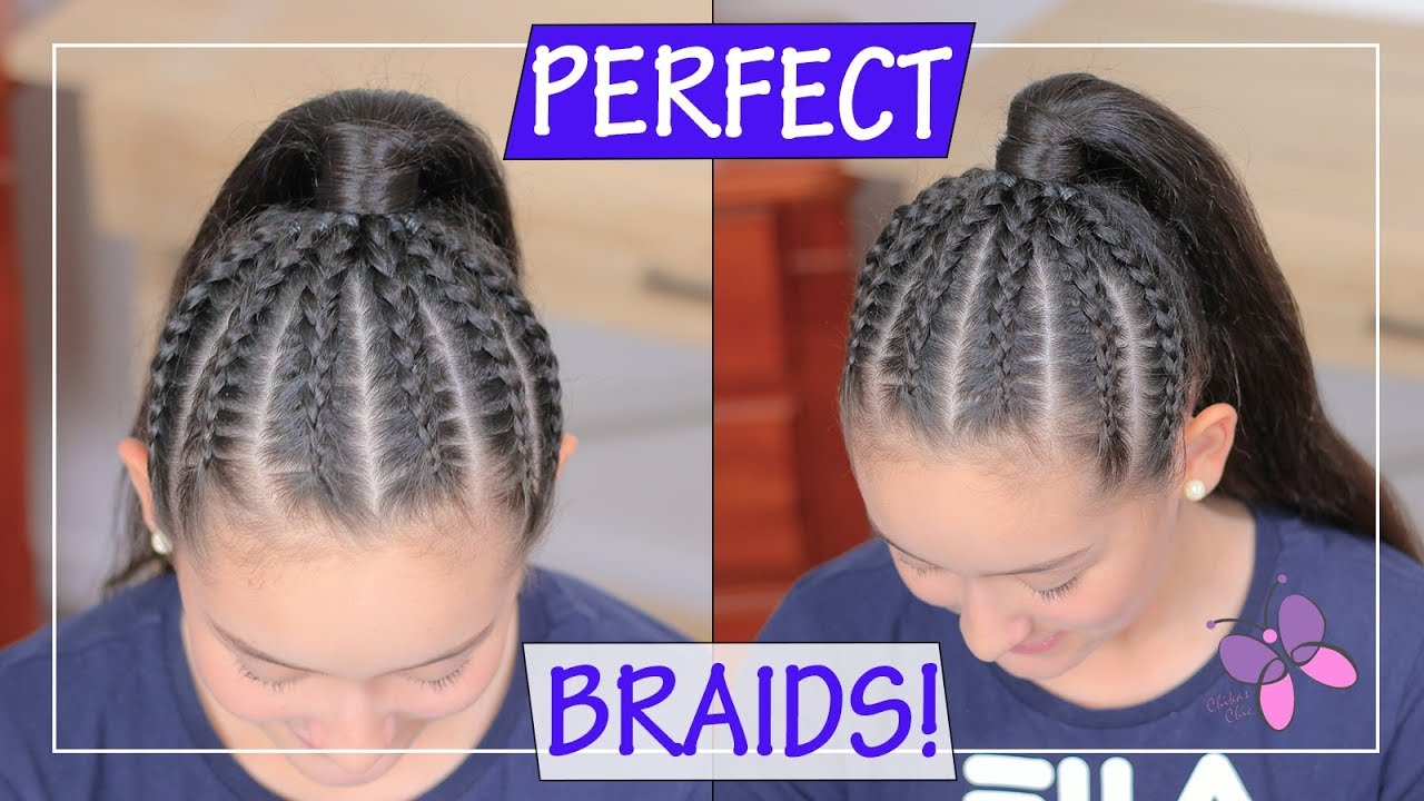 dutch braid tutorial for beginners