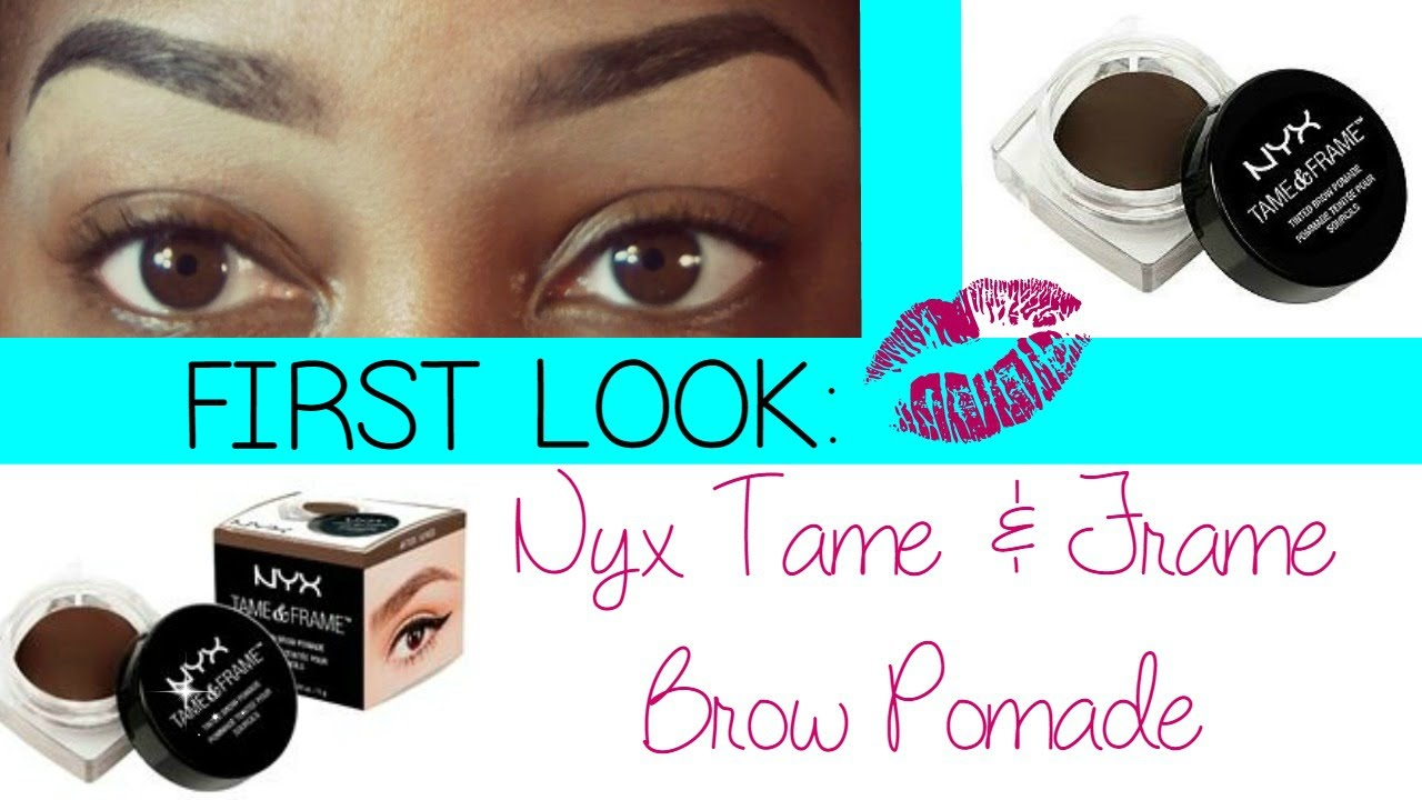 eyebrows tutorial step by step