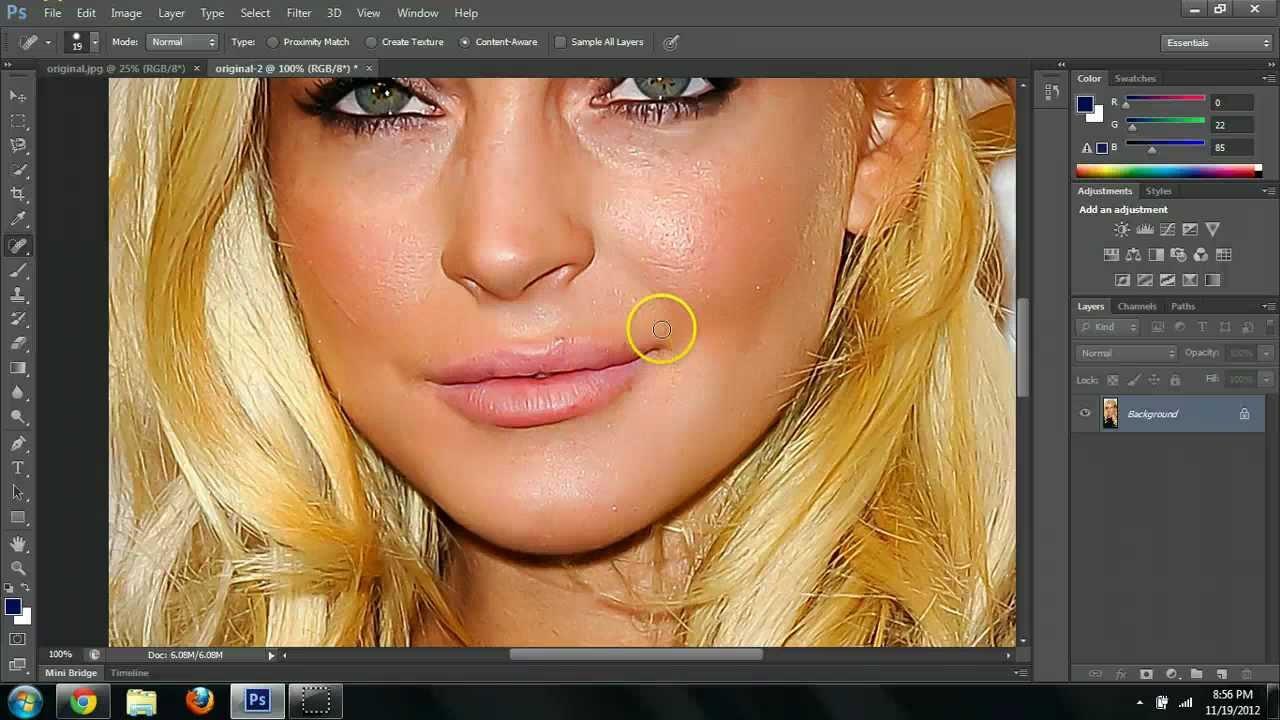 photoshop cs6 tutorial photo editing