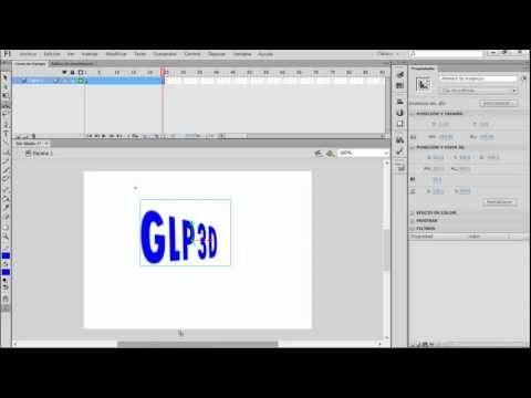 adobe flash cs6 tutorial