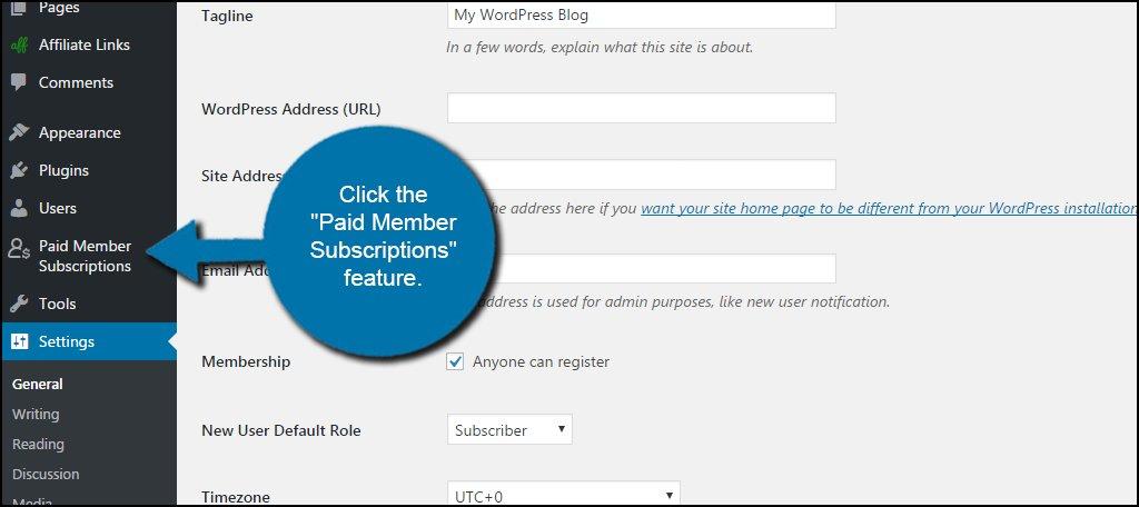 wp members plugin tutorial