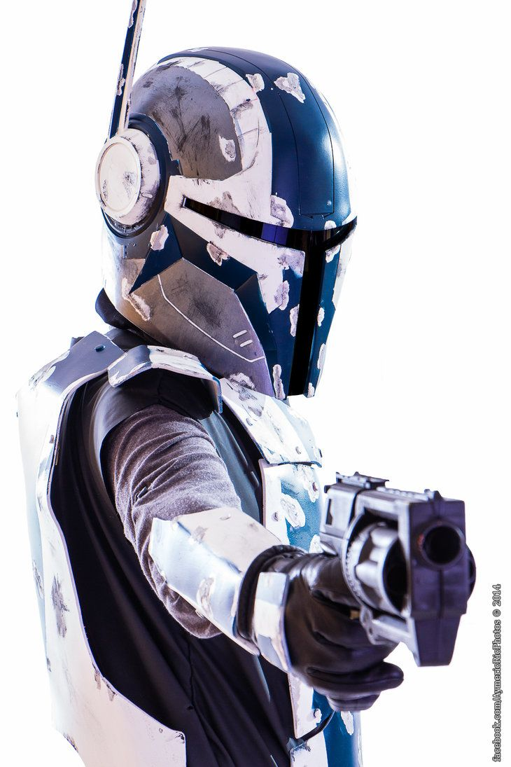 clone trooper armor tutorial