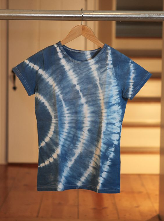 tie dye t shirt tutorial