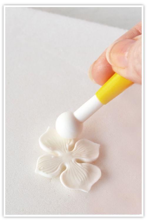 hydrangea sugar flower tutorial
